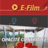E-Film Opacité Contrôlée