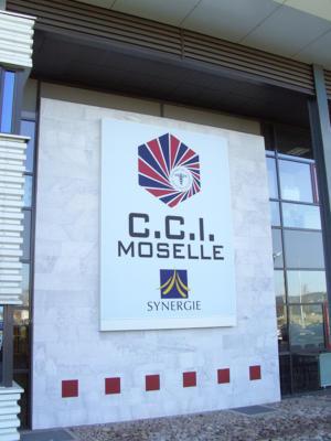 Atelier-Enseignes-Caisson-Toile-tendue-lumineux-tube-HT-CCI-Espace-Cormontaigne-1-Thionville-57