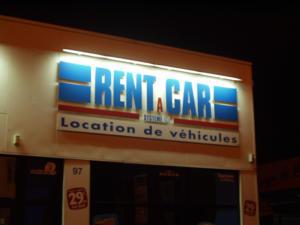 Atelier-Enseignes-Rampe-lumineuse-Rent-A-Car-Woippy-57