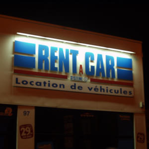 Atelier-Enseignes-Rampe-tubes-BT-Rent-A-Car-Woippy-57